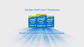 Intel Broadwell CPUs der 5. Gen. vorgestellt - ATOM Cherry Trail Auslieferung beginnt (CES 2015)