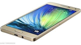 Samsung Galaxy A7: 6,3 mm dünnes 5,5 Zoll Unibody-Smartphone vorgestellt