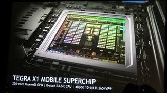 Nvidia Tegra X1: Erste Benchmark-Ergebnisse aufgetaucht