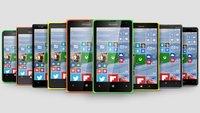 Windows 10: Smartphones mit 512 MB RAM bekommen nicht alle Funktionen