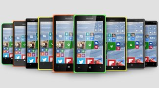 Windows 10 für Smartphones: Erste Screenshots der Preview