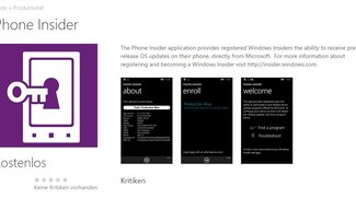 Windows Phone Insider App: Windows 10 Preview für Smartphones geplant?