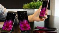 LG verkündet weltweite Einführung des G Flex 2 (Video)