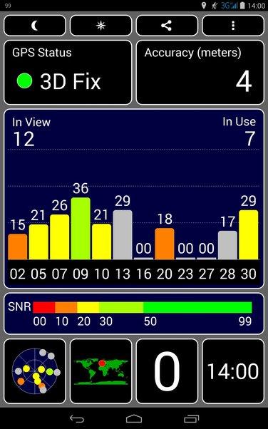 Medion Lifetab S8311 Test GPS