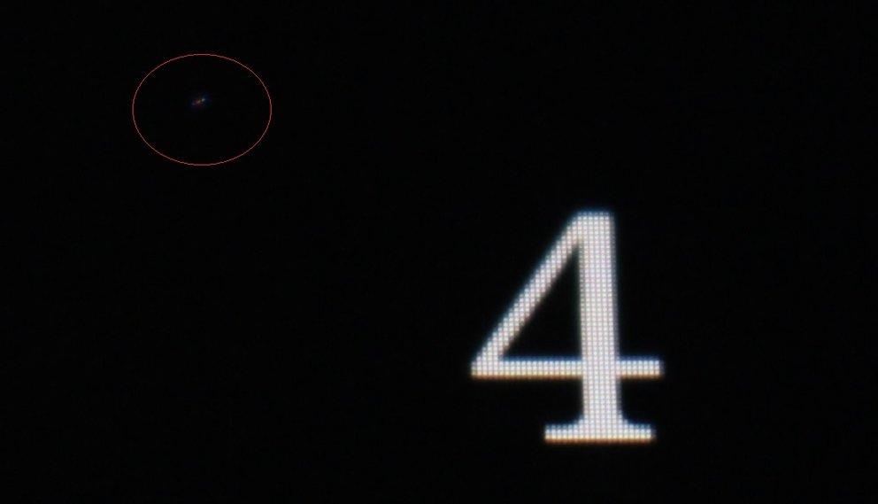 Medion Lifetab S8311 Test Pixelfehler detail