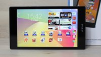 Medion Lifetab S8311 (MD 98983) Test - Günstiges 8-Zoll-Tablet mit UMTS