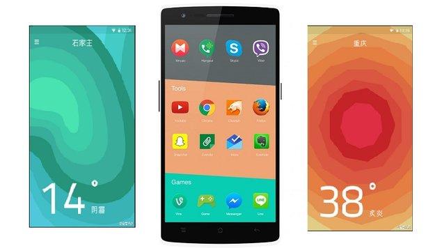 OnePlus OxygenOS: Erste Screenshots sollen Design zeigen