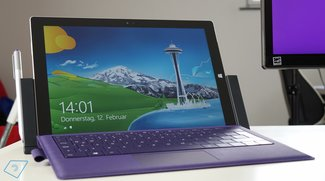 Deal: Microsoft Surface Pro 3 mit Core i3 für 599€ (Video)