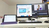 Surface Pro 3 als Desktop-Replacement ausprobiert (Video)