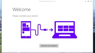 Windows 10 Preview: Windows Phone Recovery Tool veröffentlicht