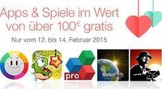 Amazon App Shop: 37 Apps & Spiele im Wert von über 100€ kostenlos