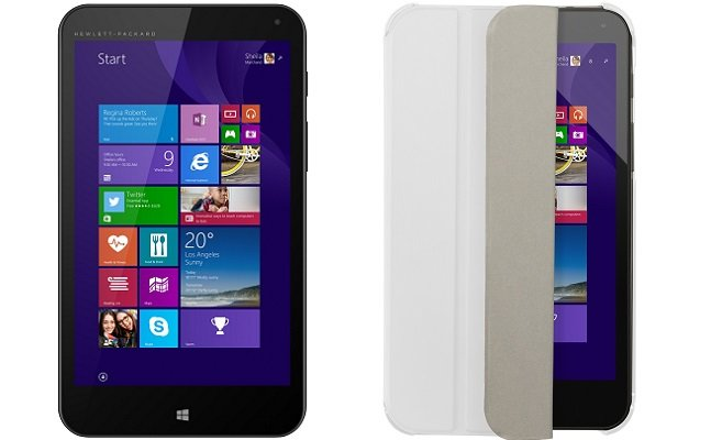 Deal: HP Stream 7 Windows 8.1 Tablet inkl. Hülle für nur 99€