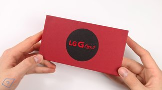 LG G Flex 2 im Unboxing-Video