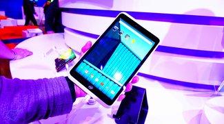 Intel Atom x7 Referenz-Tablet im Hands-On Video (MWC 2015)