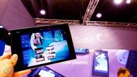 Jolla Tablet mit Sailfish OS 2.0: Erster Eindruck im Video (MWC 2015)