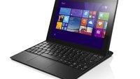 Lenovo Miix 3-1030 mit neuem Tastatur-Dock für 299€ gelistet