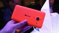Microsoft Lumia 950 & Lumia 950 XL: Neuer Name, bekannte Spezifikationen