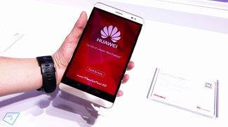 Huawei MediaPad X2: Erster Eindruck im Video (MWC 2015)