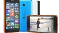 Microsoft Lumia 640 mit 5 Zoll & 640 XL mit 5,7 Zoll vorgestellt (MWC 2015)