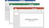 Microsoft Office 2016 Preview steht zum Download bereit