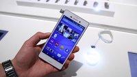 Sony Xperia M4 Aqua: Erster Eindruck im Video (MWC 2015)