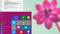 Windows 10 Build 10036: Screenshots, ein Video & neue Funktionen