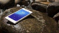 Sony Xperia M4 Aqua: Wasserdichtes Smartphone mit 13-MP-Kamera vorgestellt (MWC 2015)