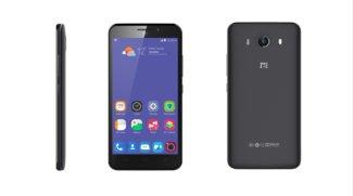 ZTE stellt Grand S3 mit Augenerkennung und weitere Geräte vor (MWC 2015)