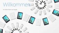 Google öffnet neuen Online-Store - Nexus 5 Verkauf eingestellt