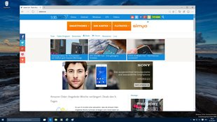 Windows 10 Build 10049 inkl. Project Spartan Browser veröffentlicht