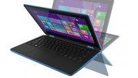 Acer Aspire R 11 offiziell vorgestellt