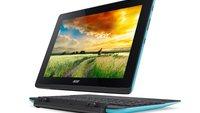 Acer Aspire Switch 10 E und Switch 10 offiziell vorgestellt