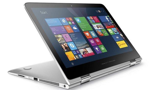 HP Spectre x360 Signature Edition ohne Bloatware von Microsoft