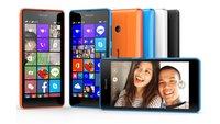 Microsoft Lumia 540 Dual SIM mit 5 Zoll HD-Display vorgestellt (Video)