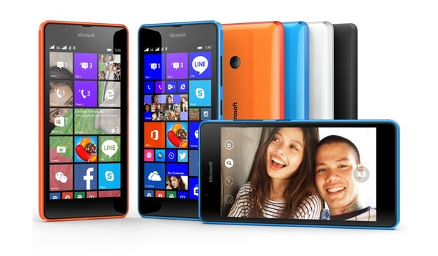 Microsoft Lumia 540 Dual SIM mit 5 Zoll HD-Display vorgestellt (Video)