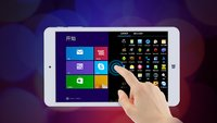 PiPo W4s Dual OS Tablet mit Windows 8.1 & Android vorgestellt (Video)
