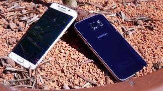 Samsung Galaxy S6 &amp&#x3B; S6 Edge Android 5.1 Update im Juni
