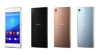 Sony Xperia Z4 mit 5,2 Zoll &amp&#x3B; Snapdragon 810 offiziell vorgestellt