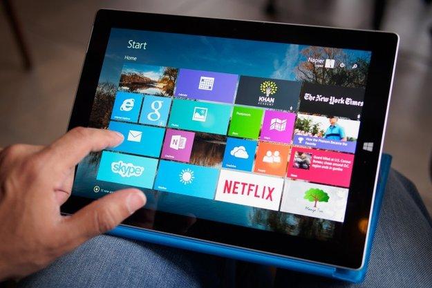 Microsoft Surface 3 kann im ersten Test durchaus überzeugen