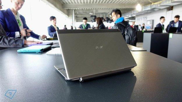 Acer Aspire Switch 11 V, Switch 10 2015 &amp&#x3B; Switch 10 E: Erster Eindruck im Video