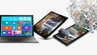 Teclast X1 Pro mit Intel Core M, 12.2 Zoll & LTE vorgestellt