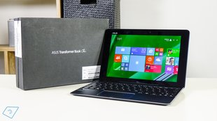 Asus Transformer Book T100 Chi Unboxing, erster Eindruck & Stylus-Test (Video)