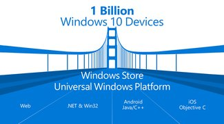Windows 10: Web-, Desktop-, Android- &amp&#x3B; iOS-Apps im Store
