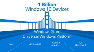 Windows 10: Web-, Desktop-, Android- &amp&#x3B; iOS-Apps im Store
