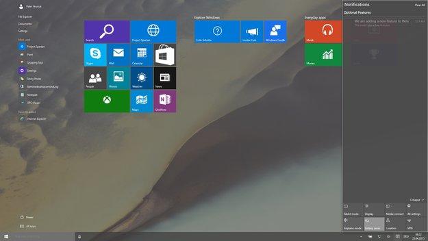 Windows 10 Build 10061 Preview zum Download veröffentlicht