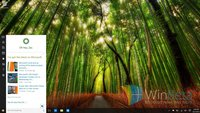 Windows 10 Build 10102: Cortana & Suche ins Startmenü integriert (Video)