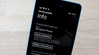 Microsoft verteilt Windows Phone 8.1 GDR 2 Update über Insider App