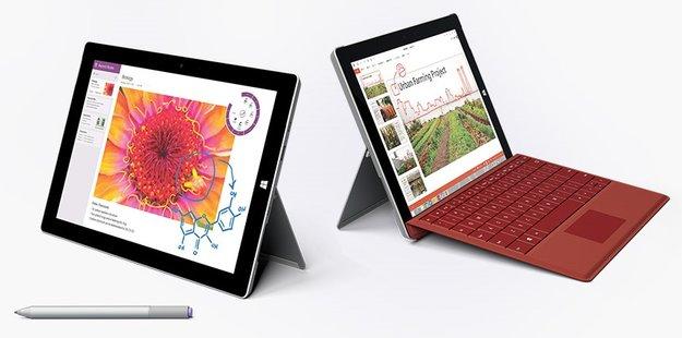 Surface 3 für Bildungseinrichtungen vorgestellt (Videos)