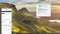 Windows 10 Build 10074 Insider Preview Download geleakt (Video)