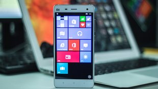 Xiaomi E4 Android-Smartphone mit Windows 10 im Video